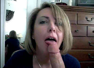 Milf full of cum